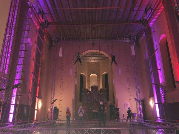 Klettergurt Pink : Cvjm marienhof news