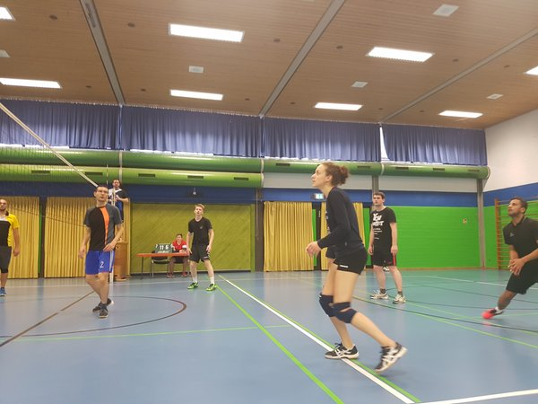 Volleyballturnier Advent 2018